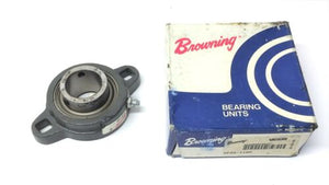 "Browning 1"" Bore Flange Bearing VF2S-116M NOS"