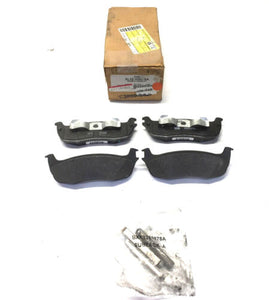 Ford OEM Shoe & Lining Set of 4 fits 1997-2004 F Series Trucks XL3Z-2200-AA NOS