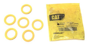 Caterpillar CAT - Tube Assembly to Adapter Seal O-Ring 9M4849 [Lot of 6] NOS