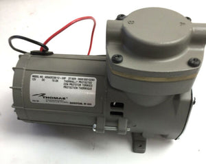 Thomas 1/10 HP Piston Air Compressor, 12VDC, 100/100 Max. 405ADC38/12 NOS