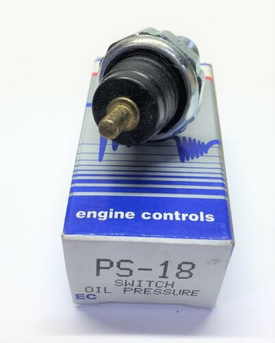 CarQuest Oil Pressure Switch PS-18 NOS
