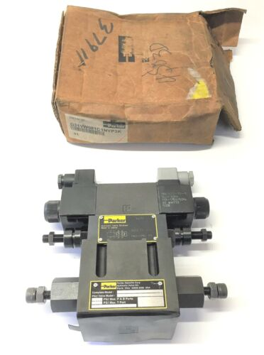 Parker Direct Control Hydraulic Valve Assembly D31VW081C1NYP3K NOS