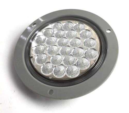 Flush Mount Led Lamp Light Clear Lens SS4063C  14322 12V NOS