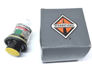 International/Navistar Filter Restriction Warning Gauge Indicator 3532811C1 NOS