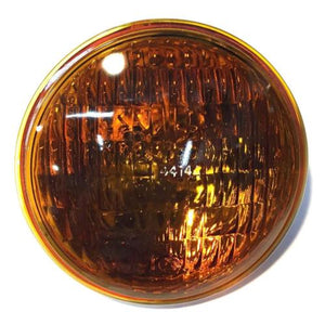 Wagner Amber Sealed Beam Lamp 4414A NOS
