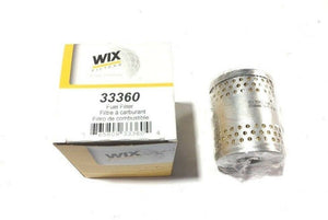 Wix Fuel Filter 33360 [Lot of 3] NOS