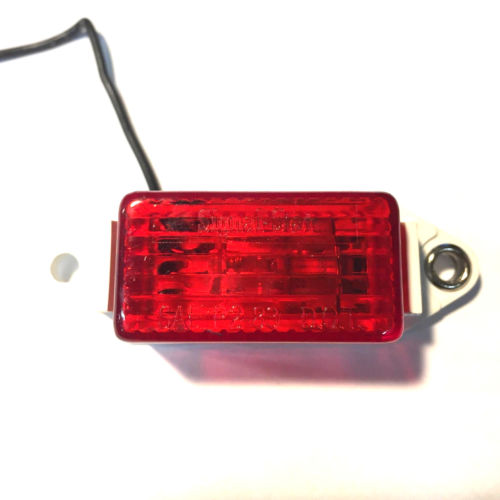 Napa/Do-Ray Red Clearance Marker Light 798 NOS