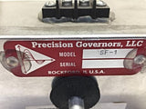Precision Governors LLC/Tennant Governor Actuator SF-1