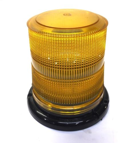 Whelen Amber High Dome Permanent Strobe Beacon Series 2022 01-0683147HAP0