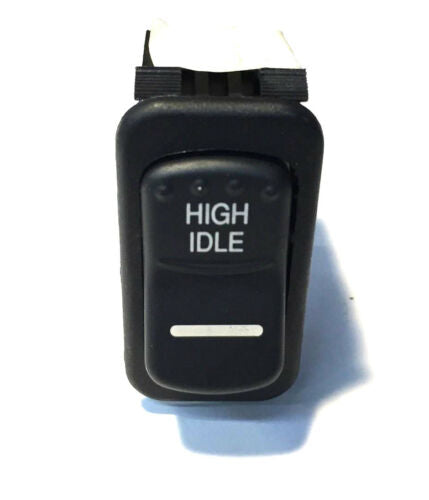 Bluebird High Idle Rocker Switch 00014718 NOS