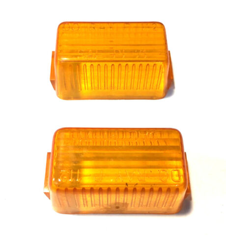 Napa/Do-Ray Replacement Amber Lens for 798 [Lot of 2] NOS