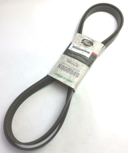 Gates K060849 Multi V-Groove Belt NOS