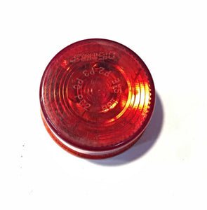 "Federal Signal 2"" LED Digibulb Clearance Marker Light 607119 NOS"