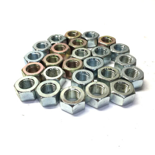 Taylor Dunn Hex Nut 3801 [Lot of 25] NOS
