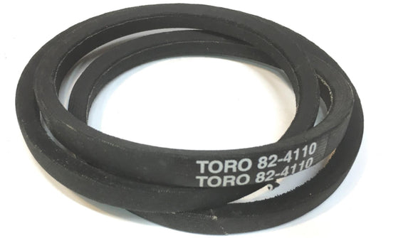 GENUINE TORO PARTS BELT V-Belt 82-4110 1/2