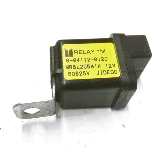 Isuzu Fuel Heater Relay 8-94122-912-0 (94112912) NOS