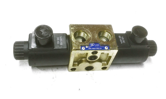 LC Oil Control Group Valve L8611B201OB0130 NOS