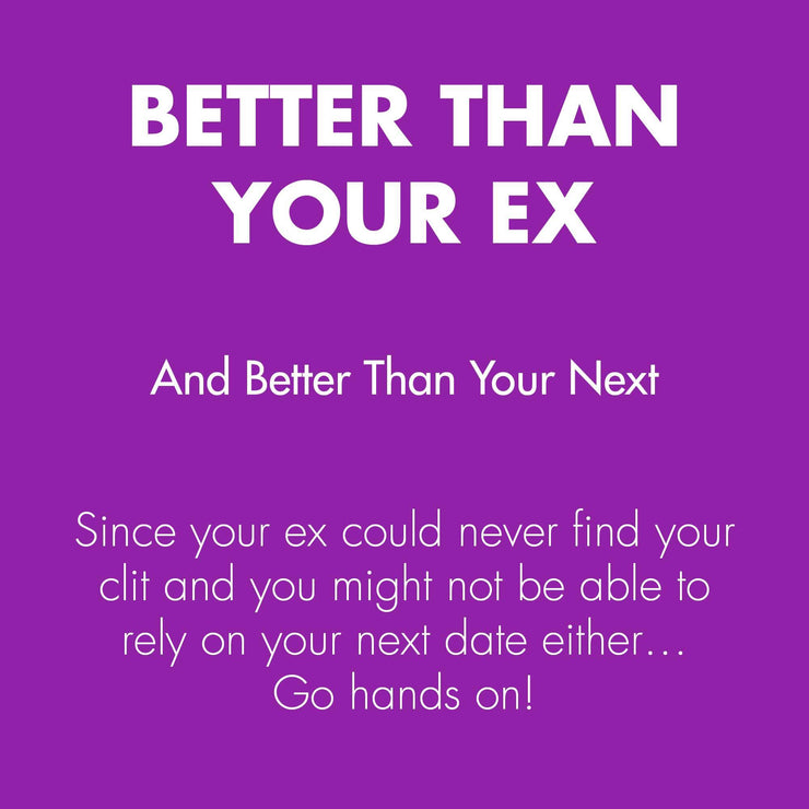 Beter then your ex