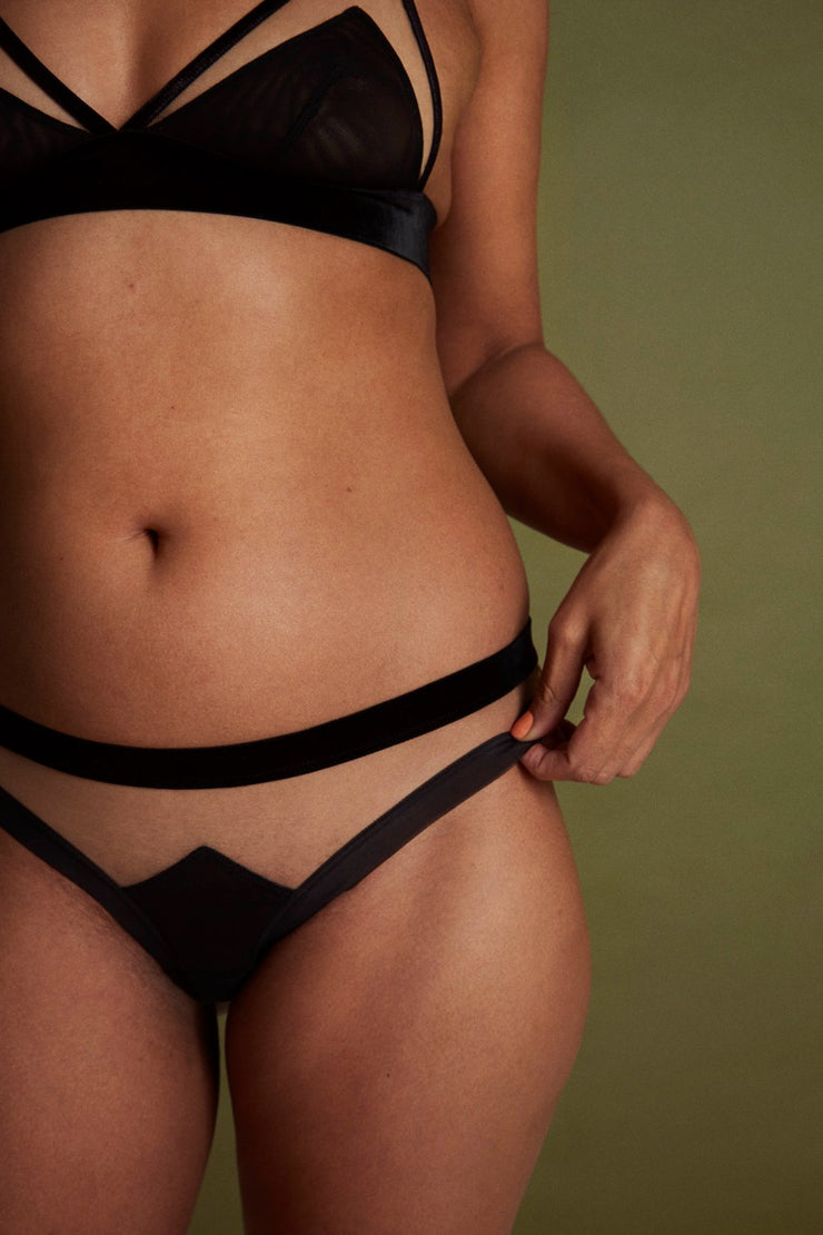 For Identity // Against stereotypes thong