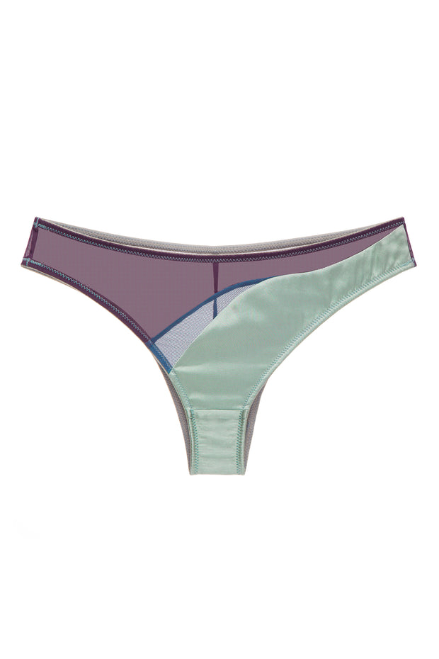 Multicolor brazilian brief