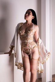 Studio Pia Noa Basque - bridal lingerie