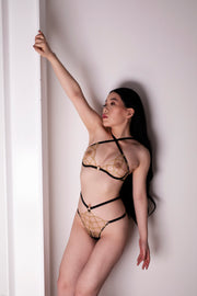 Studio Pia Jalsa Knicker in black and gold