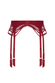 Tanya  Red suspender