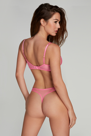 Agent Provocateur Rozlyn Pink thong