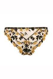 Studio Pia Soraya brief black/gold