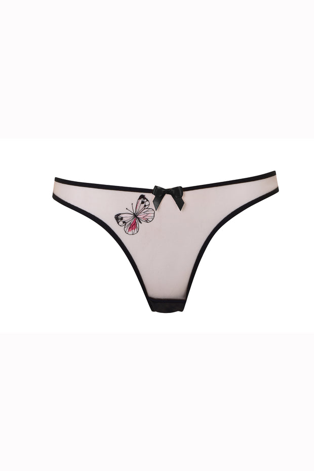 Agent Provocateur Odelia brief with butterflies at NIN