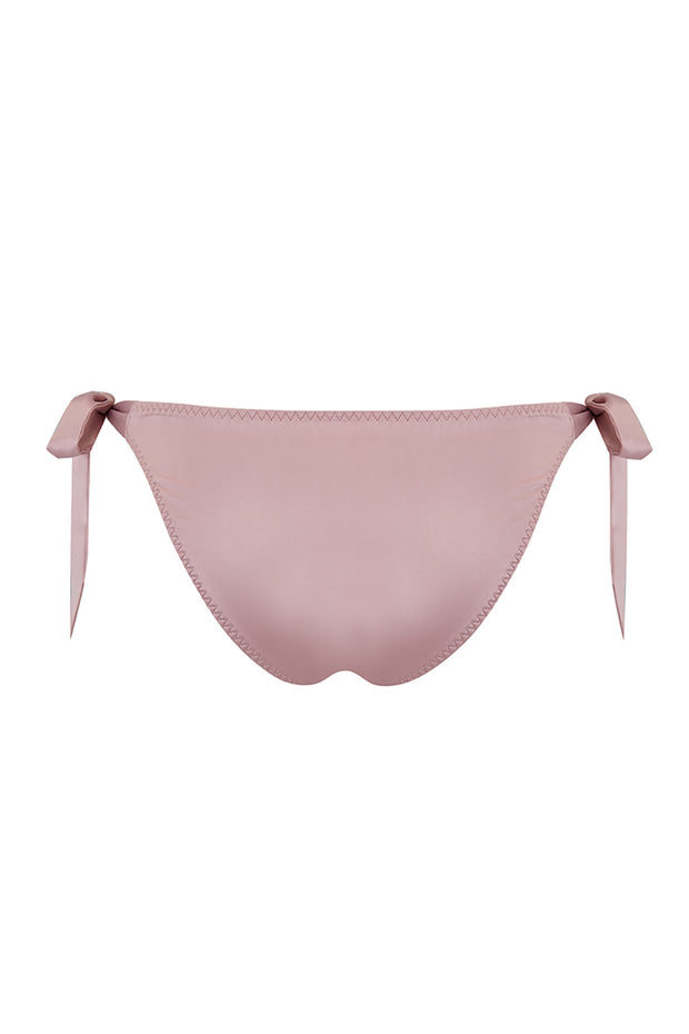 Lily side tie brief