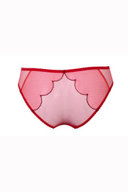 Lorna brief Red