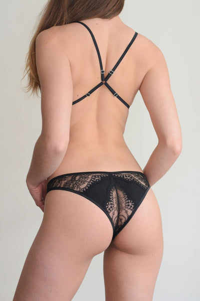 brazillian slip / string