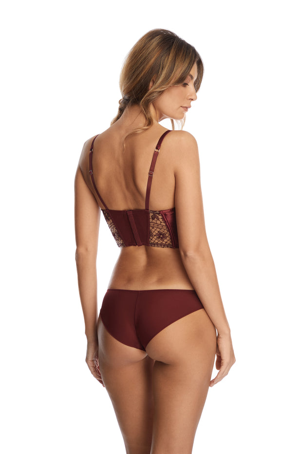 Bohemian Sundays brief Red