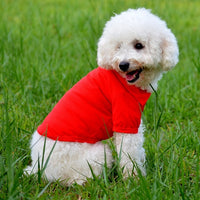 Fashion Spring Autumn Dog Clothes Pets Coats Puppy Clothes Pet Clothing