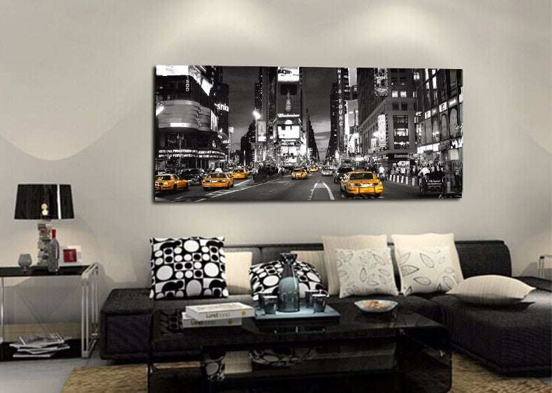 Canvas Painting Times Square New York City Picture,Canvas Prints,Wall Pictures Home Decor