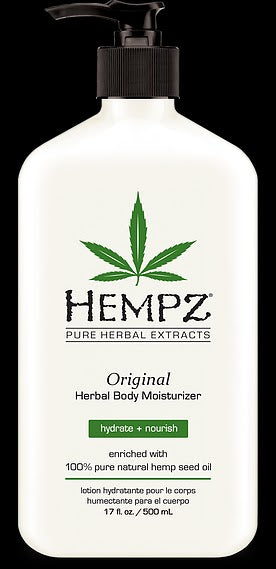 Hempz Pure Herbal Extracts Body Lotion
