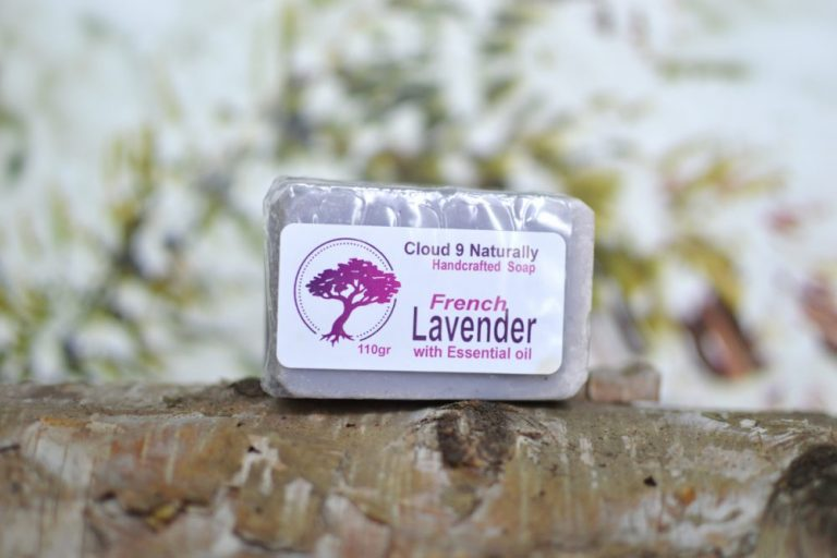 Cloud 9 Handcrafted Lavender Soap