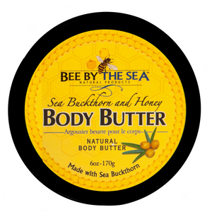 Bee By The Sea Body Butter 6OZ