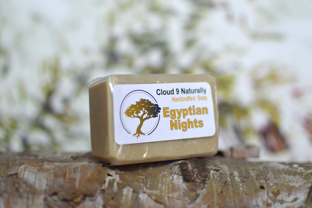 Cloud 9 Egyptian Nights Soap