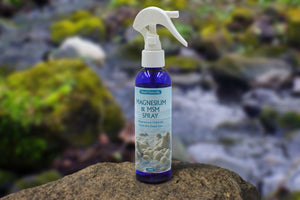 Cloud 9 Naturally magnesium & MSM Spray