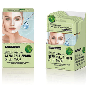 Satin Smooth Stem Cell Serum Mask