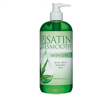 Satin Smooth Cool Aloe Body Gel