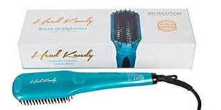 Head Kandy Brush Straightener