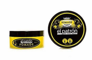 el patron Pomade Maxium Hold Hair Gel for Men