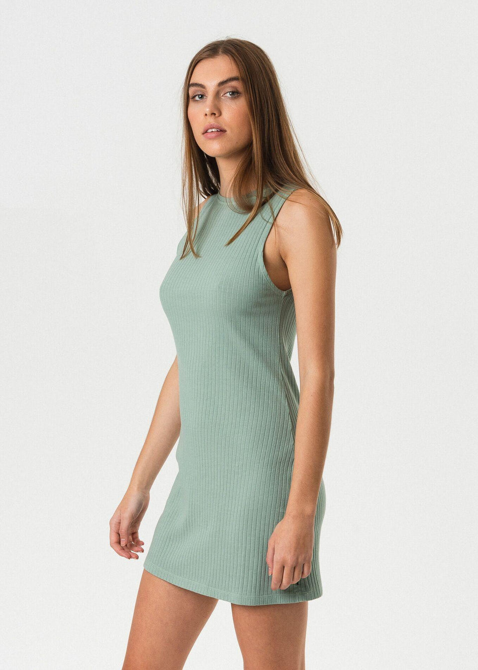 Daisy Close Fit Jersey Dress - Saint Street