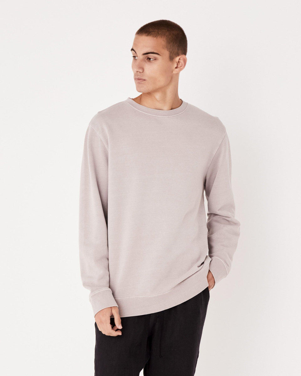 Fleece Pullover Fawn - Saint Street