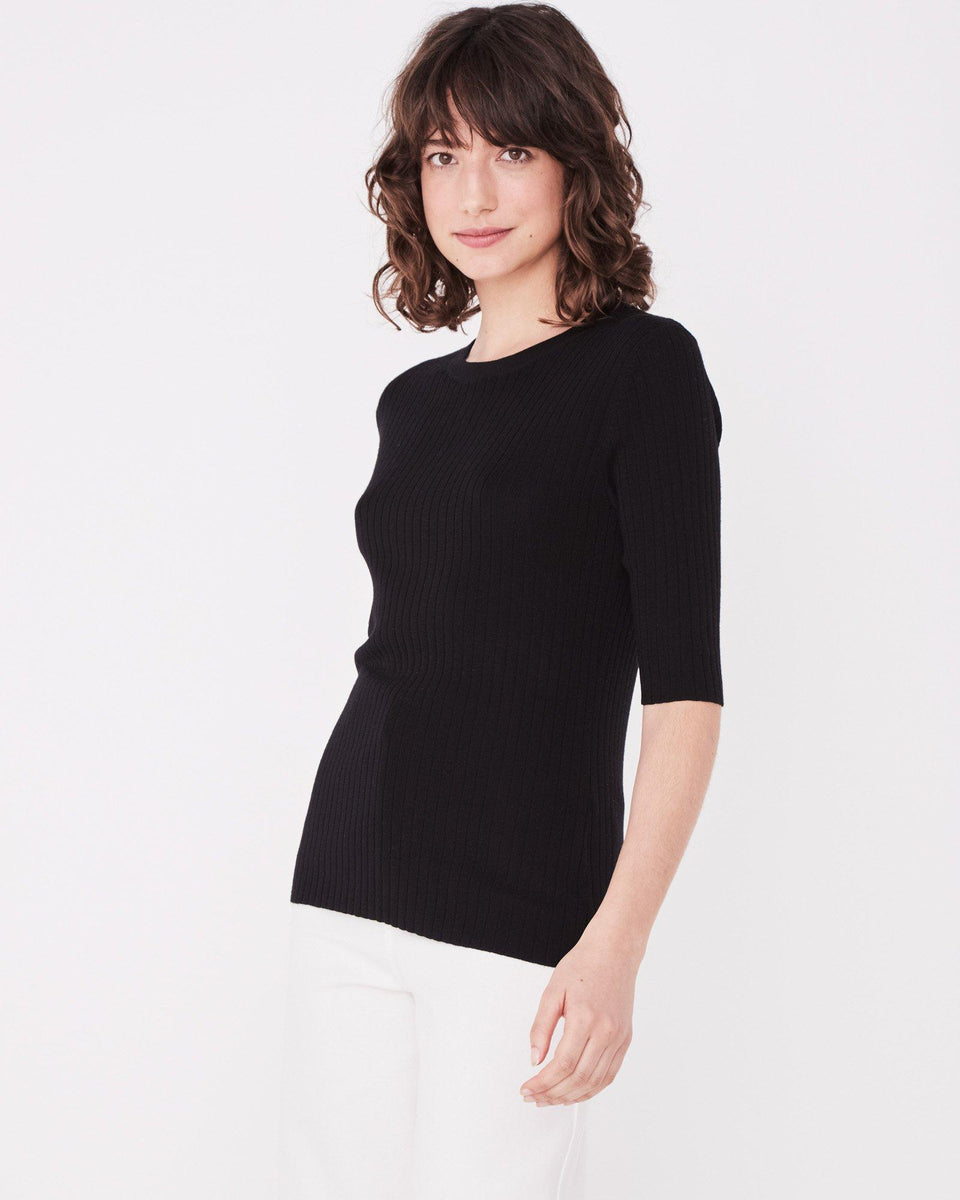 Ella Knit Black - Saint Street