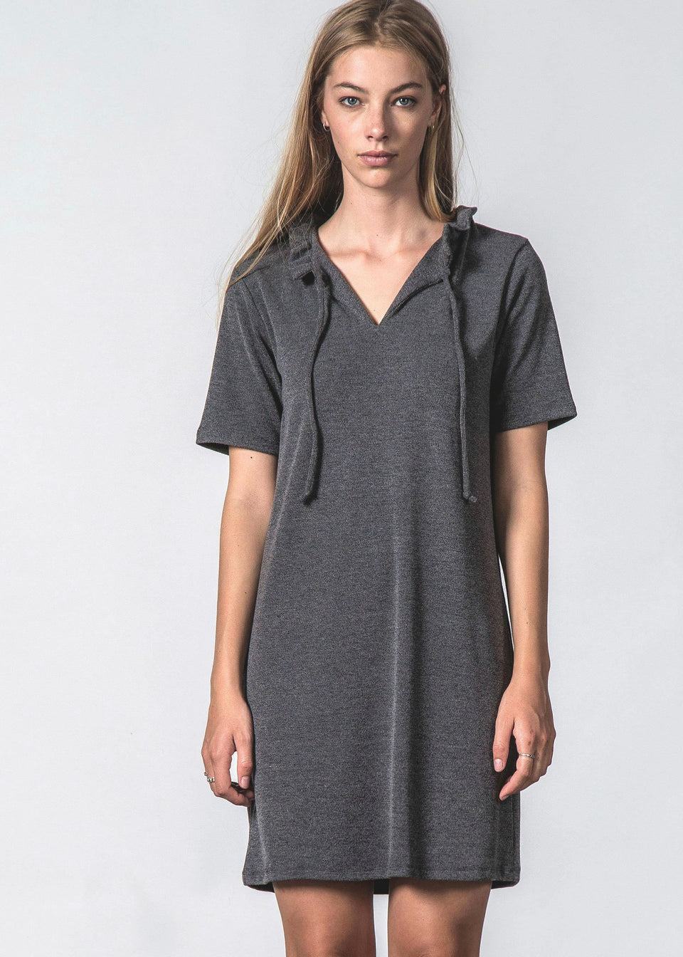 Swirl Tee Dress - Saint Street