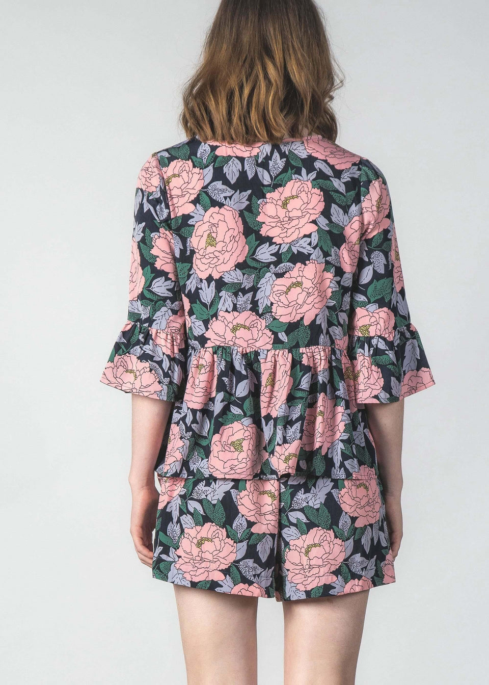 Molly Top Blush Peony - Saint Street